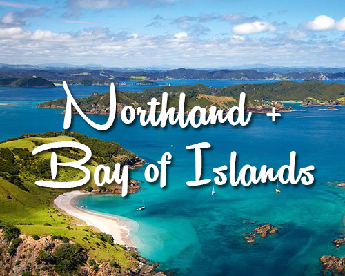 Destination Bay of Islands and Northland