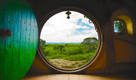 Hobbiton NZ Tours