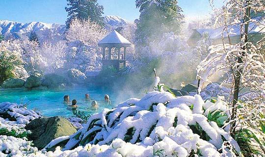 Hamner Springs Hot Pools