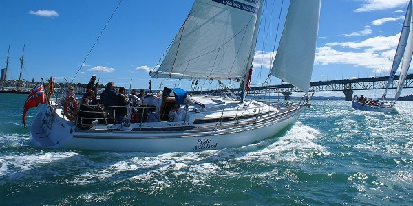 Group Sailing Auckland
