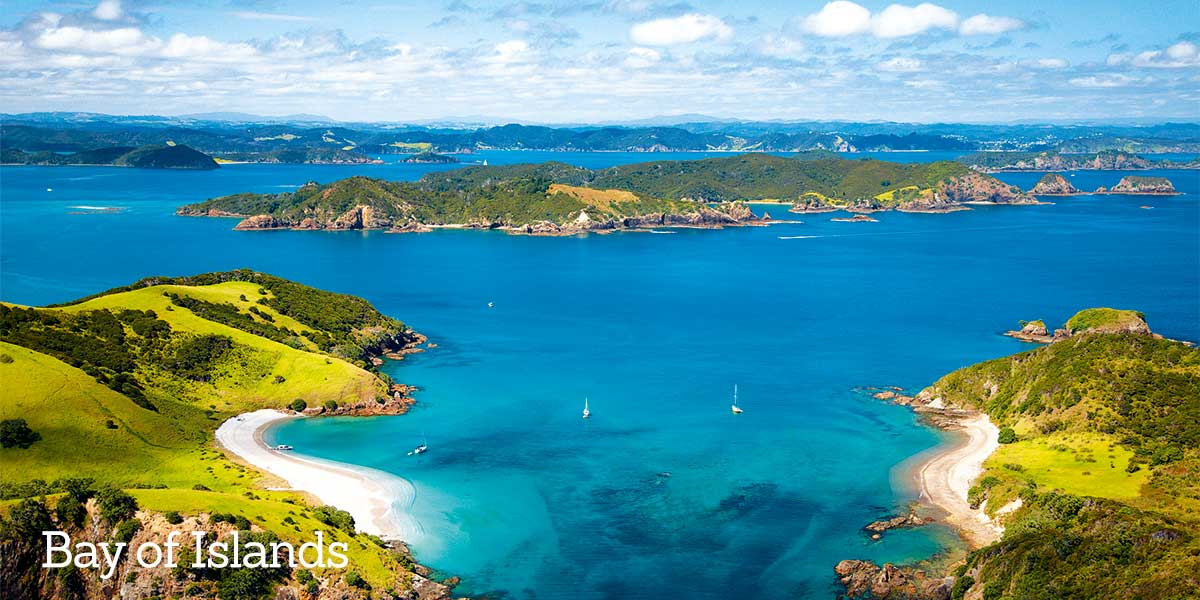 Northland Bay of Islands