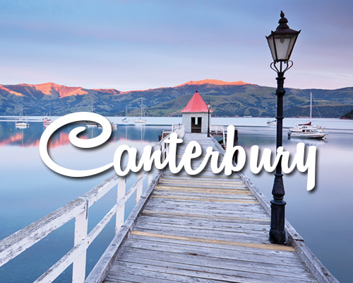 Canterbury New Zealand