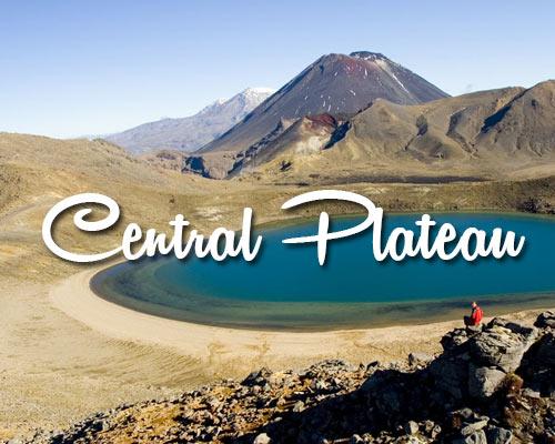 Visit Central Plateau NZ