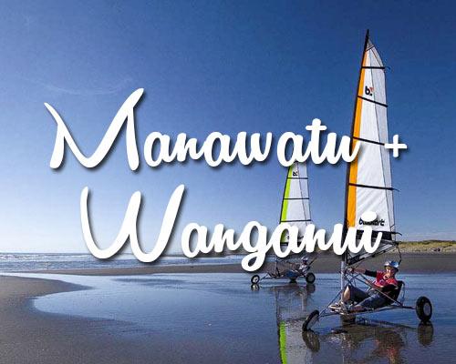 Manawatu and Wanganui