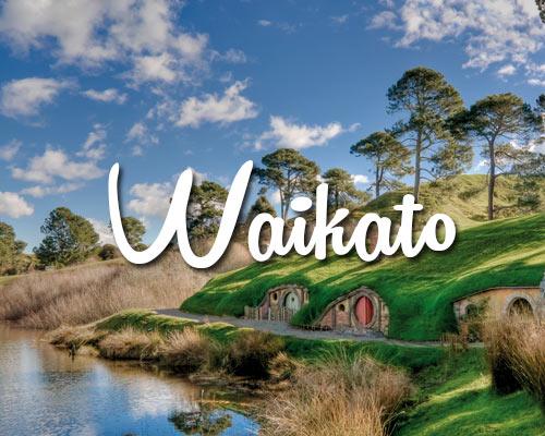 Waikato New Zealand