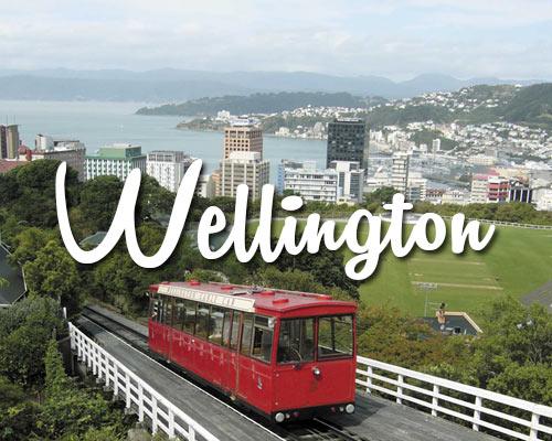 Visit Wellington