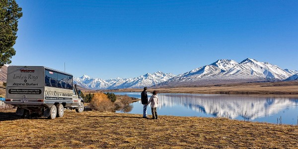 Group Southern Alps Tours
