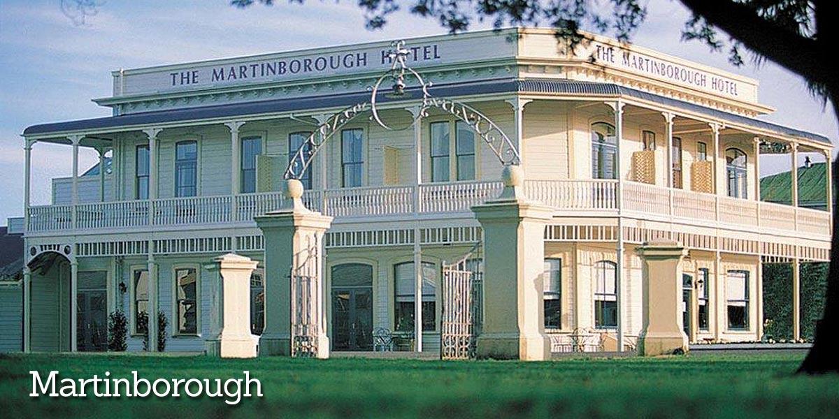 Visit Martinborough Hotel