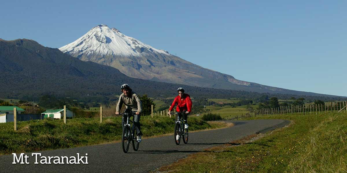 Explore Mt Taranaki