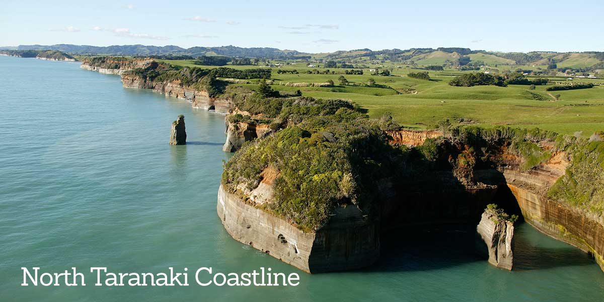 Visit North Taranaki