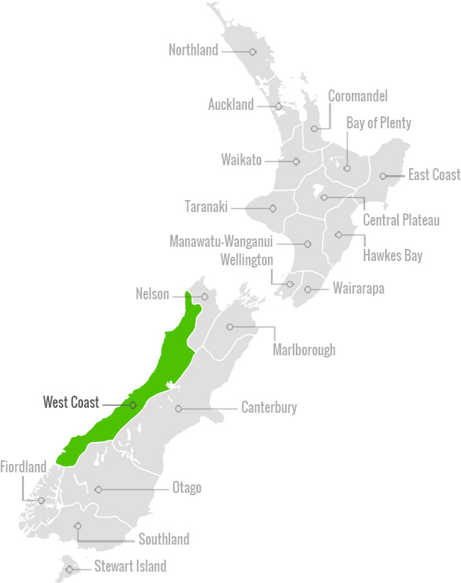 West Coast NZ