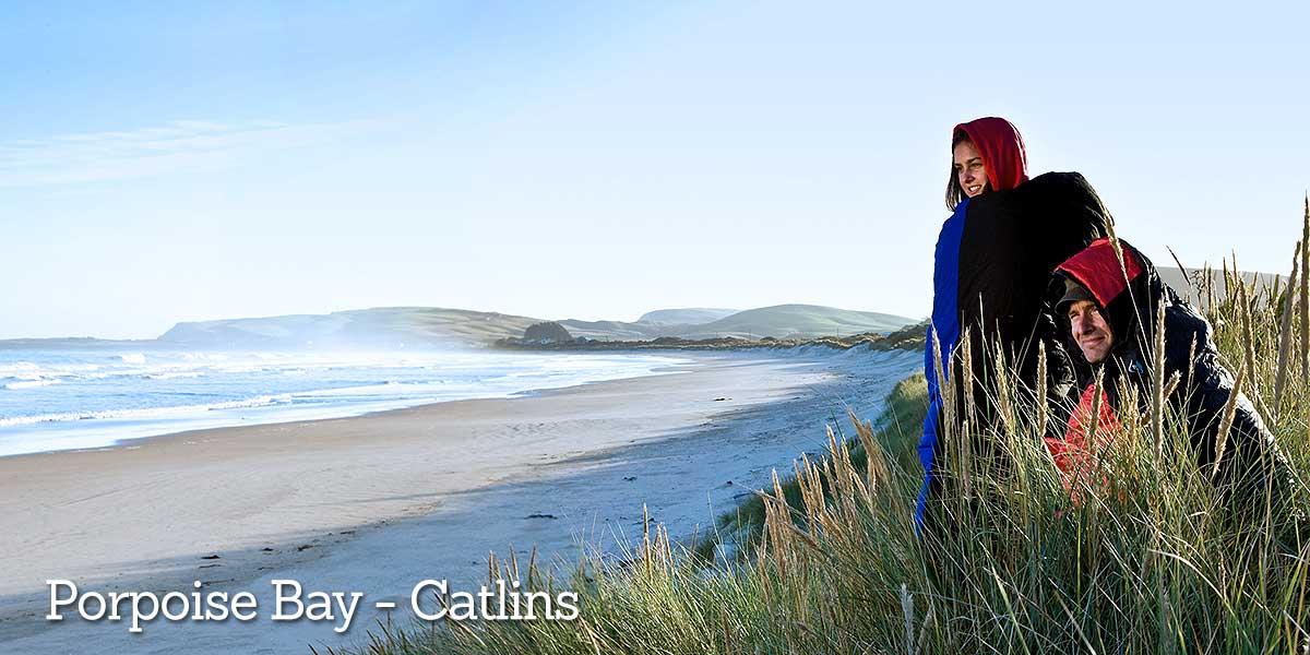 Visit Porpoise Bay Catlins