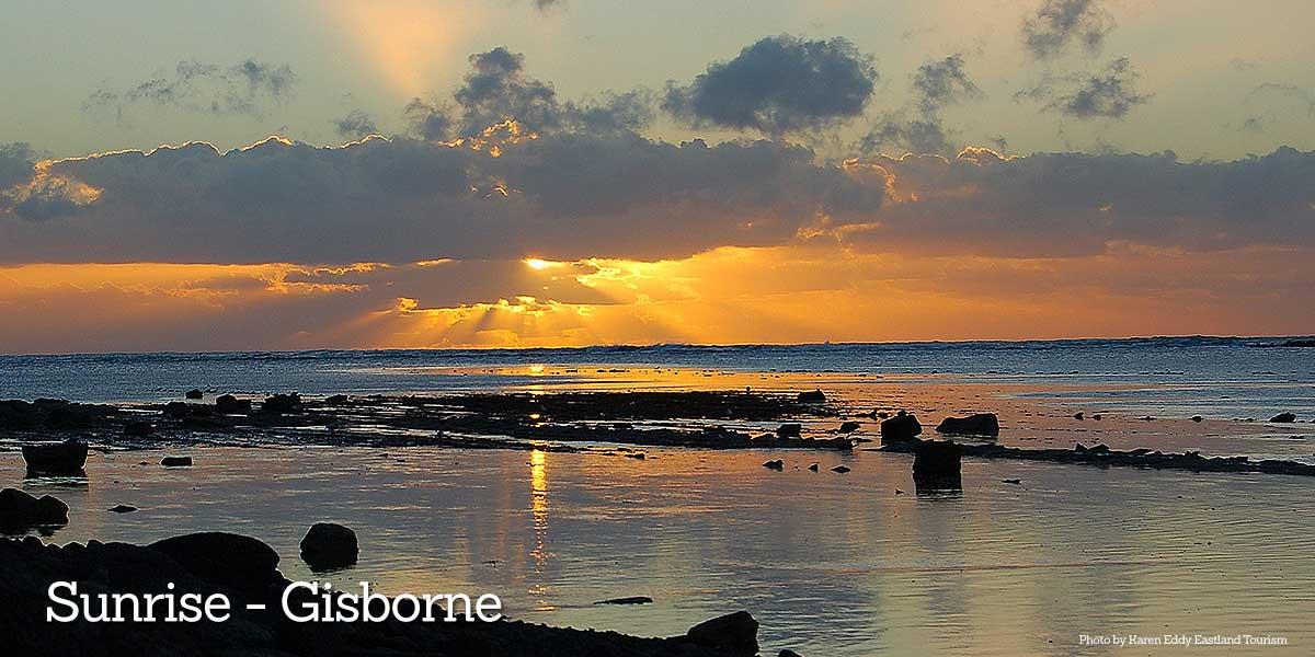 Visit Gisborne Eastland