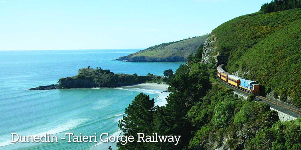Otago Taieri Gorge Rail