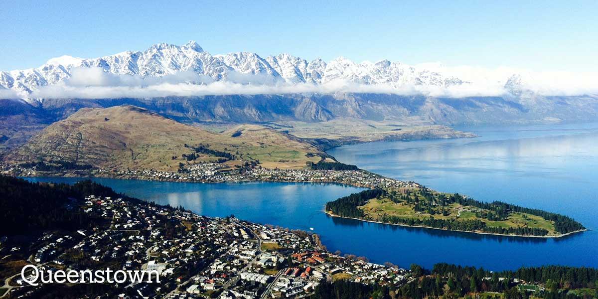 Visit Otago Queenstown