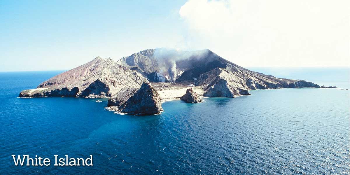 Explore White Island