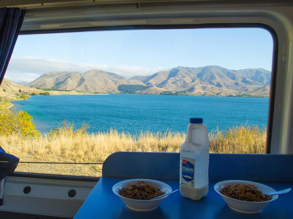 Camp for FREE in New Zealand