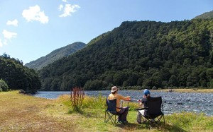 Camping Out in NZ