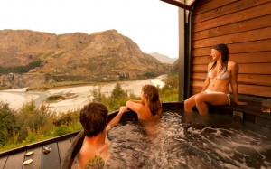 Onsen Hot Pools, Queenstown